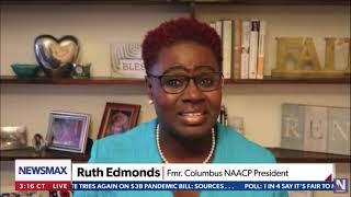 Ruth Edmonds Promotes Life On Newsmax
