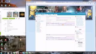 Видео урок как добавить фильм на сайт aviplay at ua