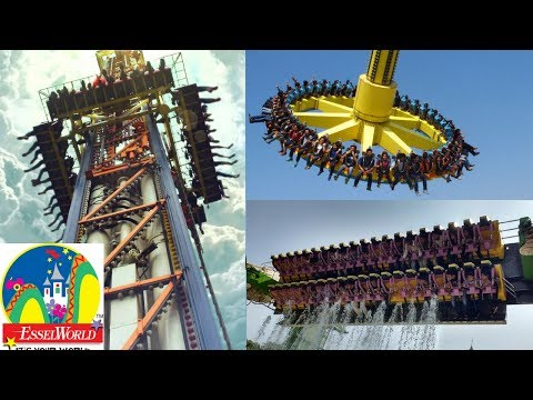 Essel World in 5 Minutes   Only Amusement Park In Mumbai