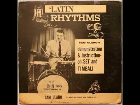 Sam Ulano's Latin Rhythms [Side-1] (LANE LP-139) 1956