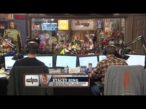 Stacey King on The Dan Patrick Show (Full Interview) 1/27/17