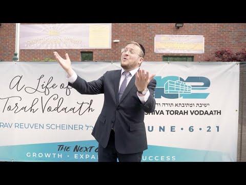 Marching Toward the Future - Torah Vodaath - Feat. Baruch Levine & YTV Choir