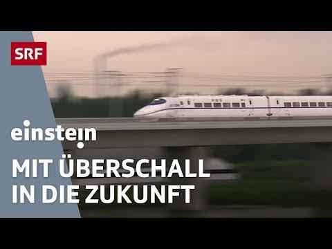 Chinas Eisenbahn - Einstein vom 1. Dezember 2016