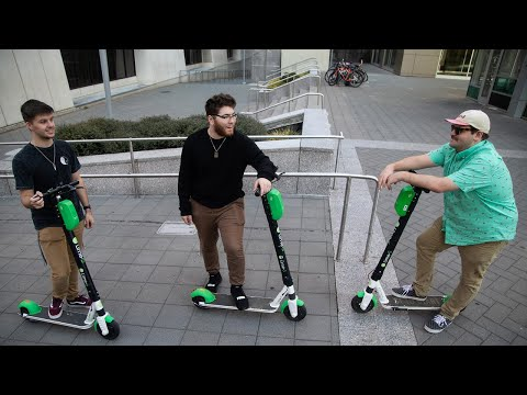 Bird and Lime electric scooters are leaving Raleigh