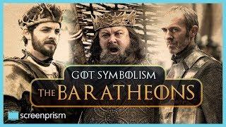 Game of Thrones Symbolism: The Baratheons