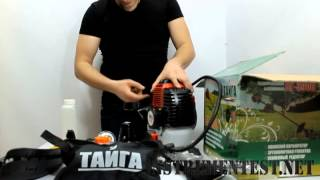 Бензинова коса Тайга БГ - 3900