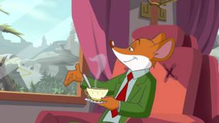 Geronimo Stilton: Intrigue on the Rodent Express - Trailer