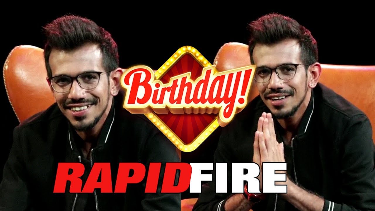 Download Yuzvendra Chahal - Top 10 Rapid Fire Answers | The Reena Dsouza Show