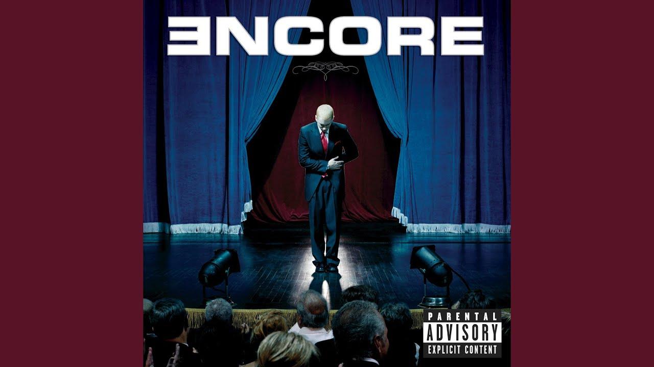 Eminem Curtains Up Encore   Integralbook.com