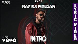 Intro - Official Lyric Video | Raga | Intro