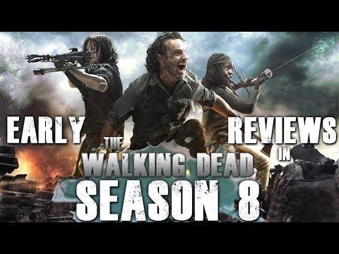 The Walking Dead Season 8 Mid-Season Premiere Early Reviews in!