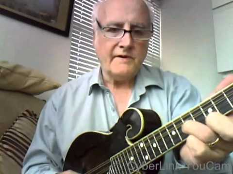 DOUBLE STOP MANDOLIN LICK.KEY OF G // TOM DEGNEY