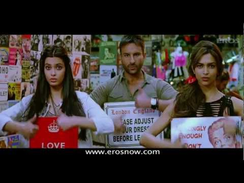 Daru Desi (Full Official Song) - Cocktail - 720p HD