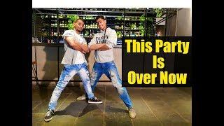 This Party Is Over Now Yo Yo Honey Singh | Jackky Bhagnani | Kritika Kamra | Mitron