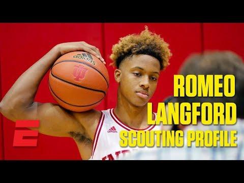 Romeo Langford preseason 2019 NBA draft scouting video | DraftExpress