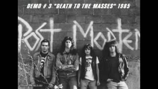 Watch Post Mortem Death To The Masses video