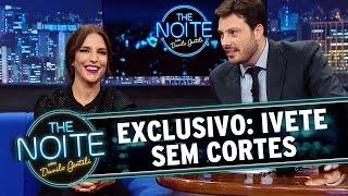 The Noite (04/12/14) - Entrevista exclusiva com Ivete Sangalo - Sem cortes