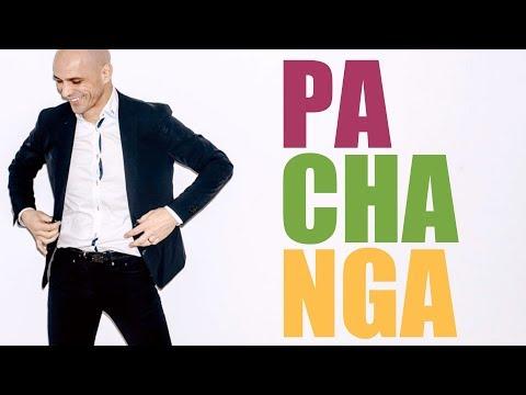 Pachanga dance training for my student - Captain Salsa