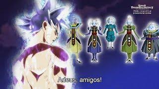 Dragon Ball Heroes Episodio Final - ADEUS, GOKU! ATÉ UM DIA!