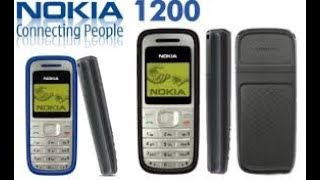 Nokia 1200 Second Unboxing Review Bahasa Indonesia