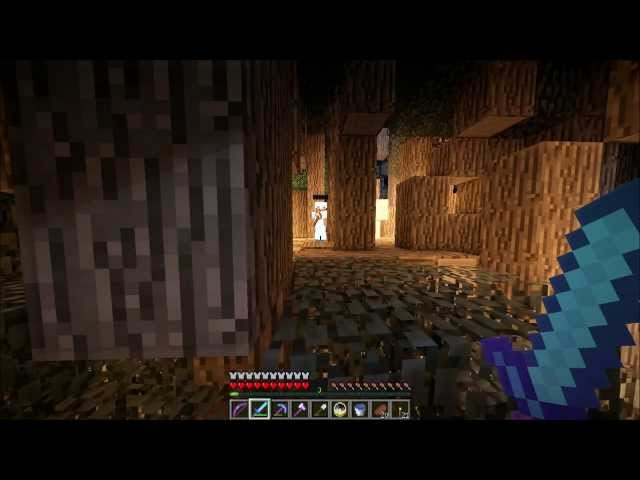 Смотреть прохождение игры Minecraft Big Trees Adventure. Серия 20 - Скайрим для Нордов. [Финал]