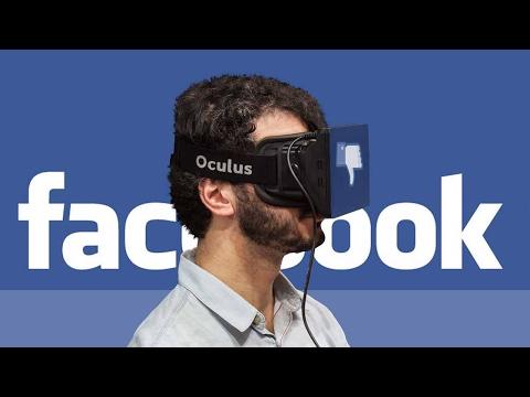 Facebook toma processo milionário por causa de Oculus Rift