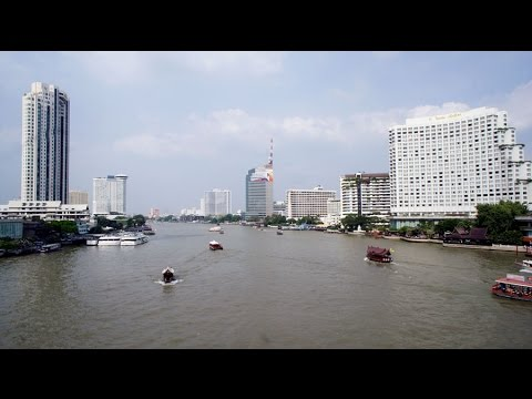 Walking In Bangkok (Thailand)