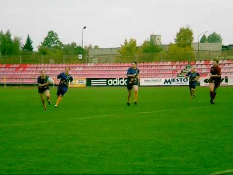 Skimanta Latvian Women Rugby 86
