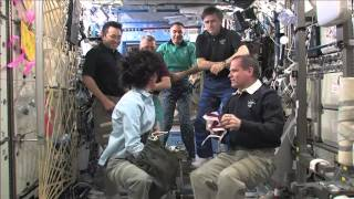 New Command on ISS