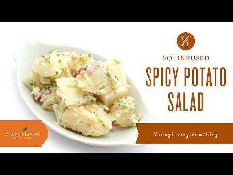 spicy-potato-salad-with-essential-oils-|-young-living-essential-oils