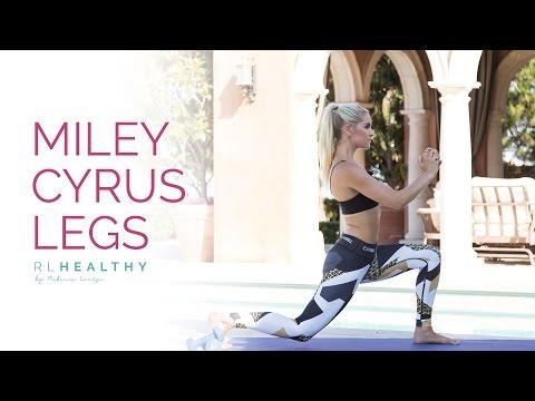 Miley Cyrus Legs | Rebecca Louise
