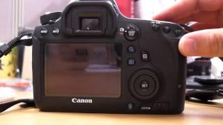 캐논 EOS 6D - 연사 속도 및 셔터 소리 비교