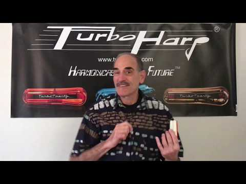 Best Custom Harmonicas - Turbo BlueX - Review With Mark Bluesboy