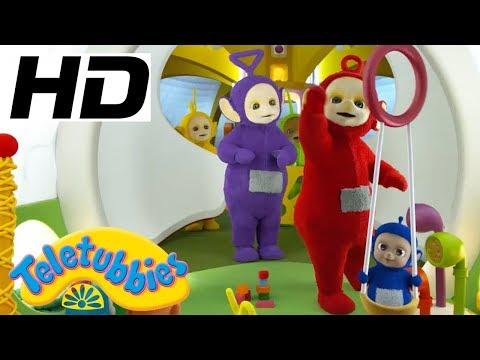 ★Teletubbies English Episodes★ Tallest Shortest ★ Full Episode - HD (S15E32)