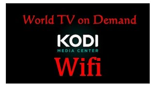 How to connect Kodi to the internet WIFI
