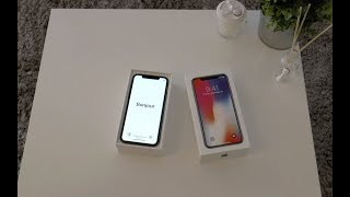 (Déballage) iPhone X 256Go ⎜Gris sidéral