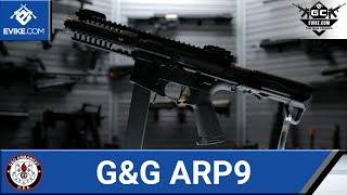 G&G ARP9 CQB 9mm Style AEG - [The Gun Corner] - Airsoft Evike.com