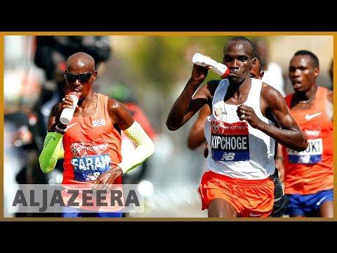 🏃🏿 Two Kenyan runners win London Marathon   Al Jazeera English
