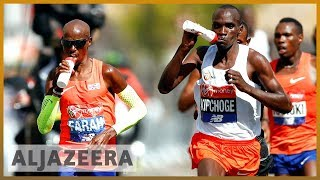 🏃🏿 Two Kenyan runners win London Marathon | Al Jazeera English