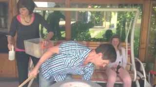 Лепёшки и плов готовим в Германии