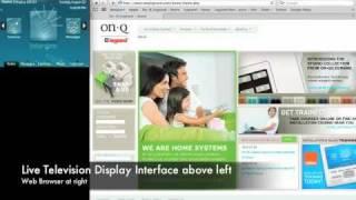On-Q: Unity Home System Web Setup