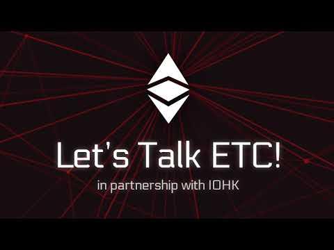 Let's Talk ETC! (Ethereum Classic) #30 - Everett Hildenbrandt - KEVM, K Framework & Security