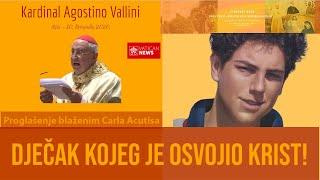 Blaženi Carlo Acutis: Dječak kojeg je osvojio Krist!