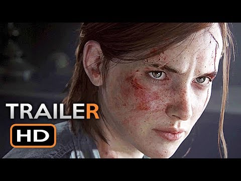 Play The Last of Us 2 Gameplay Trailer (E3 2018) Zombie Video Game HD