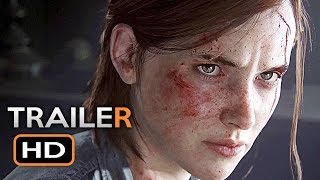 The Last of Us 2 Gameplay Trailer (E3 2018) Zombie Video Game HD