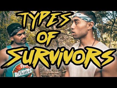 Types of Survivors