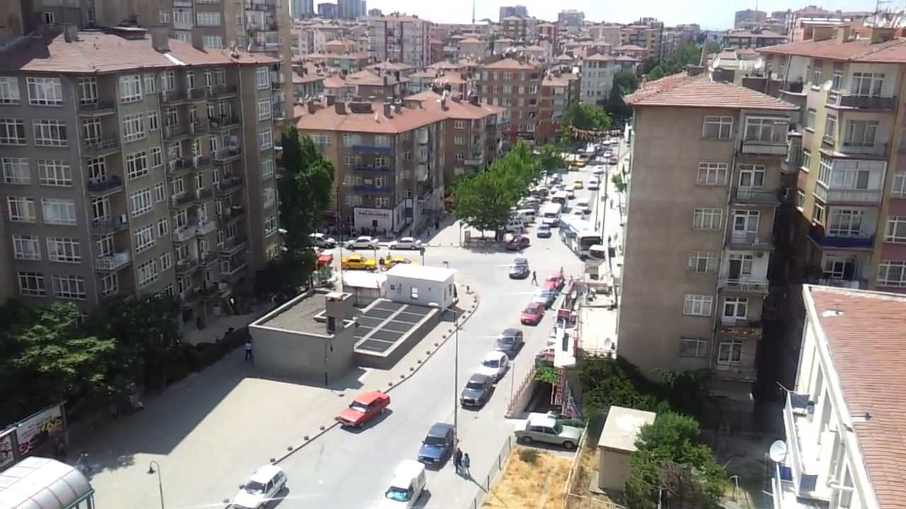 Ankara Demetevler 1 Cadde Youtube