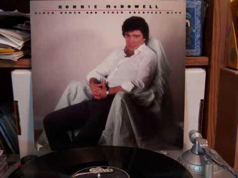 Ronnie McDowell - Wandering Eyes
