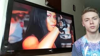 aaliyah more than a woman reaction
