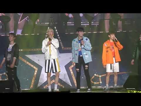 170716 ASTROAD 서울콘 'YOU&ME' ASTRO 윤산하 focus
